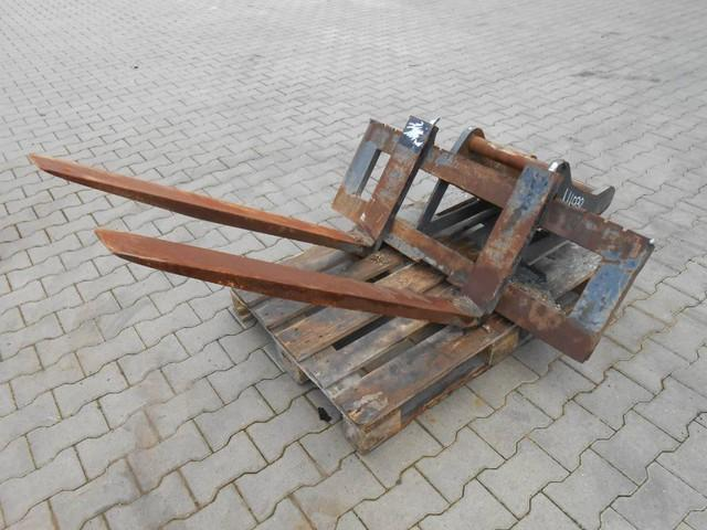 Equipment Palletframe ophanging: S60