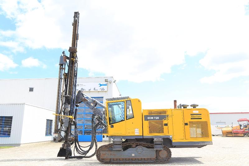 Atlas Copco ECM 720
