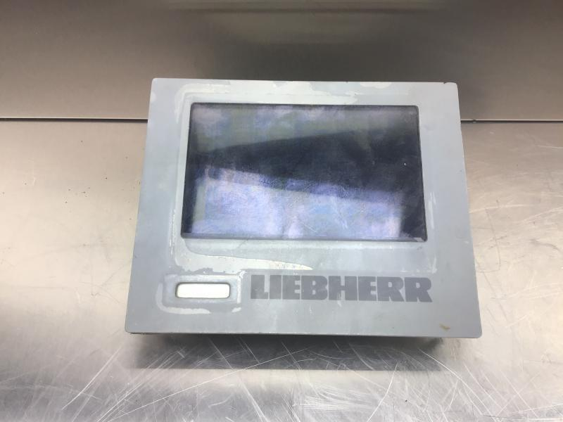 Liebherr Indicating Device