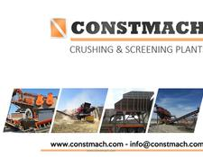 Constmach CRUSHING PLANTS IN EVERY CAPACITY YOU NEED