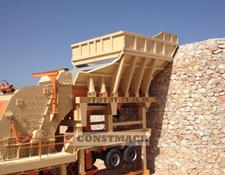 Constmach PRIMARY IMPACT CRUSHER BRAND NEW!