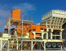 Constmach 110 - 1100 x 850 mm JAW CRUSHER  CE CERTIFICATED