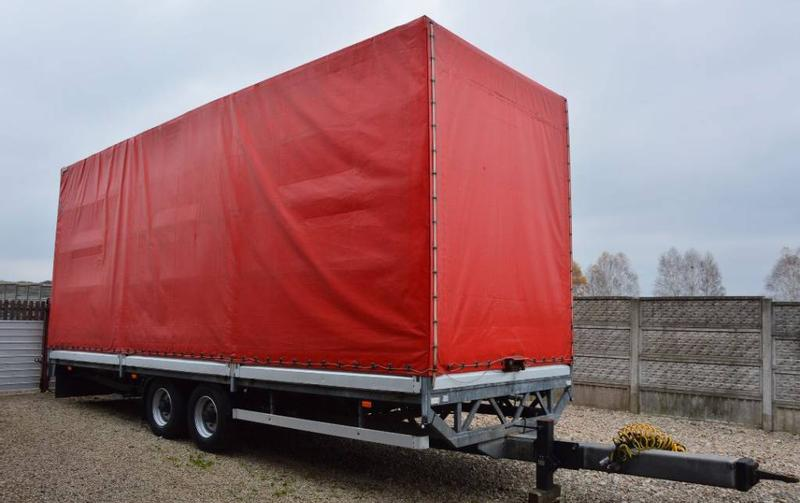 Sam TRAILER TARPAULIN CURTAIN 6.6 T
