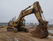 Caterpillar Koparka gąsienicowa Cat 357 L