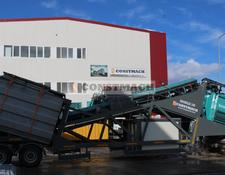 Constmach MOBILE 100 CONCRETE BATCHING  PLANT BRAND NEW!