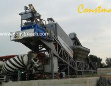 Constmach MOBILE 60 CONCRETE FACTORY CE CERTIFICATED