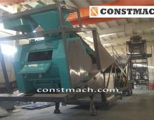 Constmach MOBILE 60 CONCRETE BATCHING PLANT BRAND NEW!