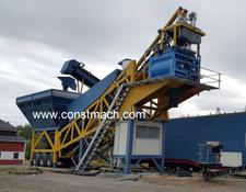 Constmach MOBILE 100 CONCRETE FACTORY READY TO DELIVERY CALL NOW