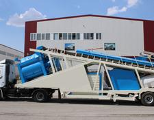 Constmach MOBILE 60 CONCRETE MIXING PLANT READY TO DELIVERY
