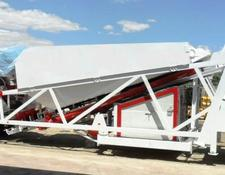 Constmach MOBILE 90 m3h CAPACITY CONCRETE PLANT FOR SALE