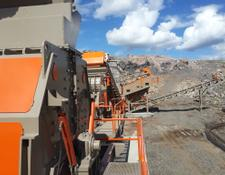 Constmach TERTIARY IMPACT CRUSHER FOR SALE