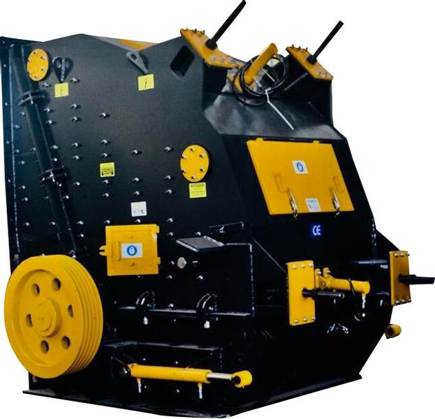Fabo PDK-90 SERIES 100-150 TPH PRIMARY IMPACT CRUSHER