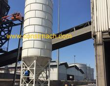 Constmach 500 TONNES CAPACITY CEMENT SILO