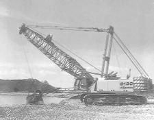 Sennebogen 6130HD – Serie B  Dragline excavator and crane