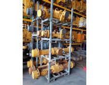 Liebherr front and rear axles