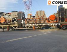 Constmach JT-1 Mobile Crushing Plant CE CERTIFICATED