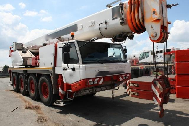 Terex Demag ATF 70G-4