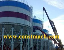 Constmach 1000 TONNES CAPACITY CEMENT SILO  BRAND NEW!