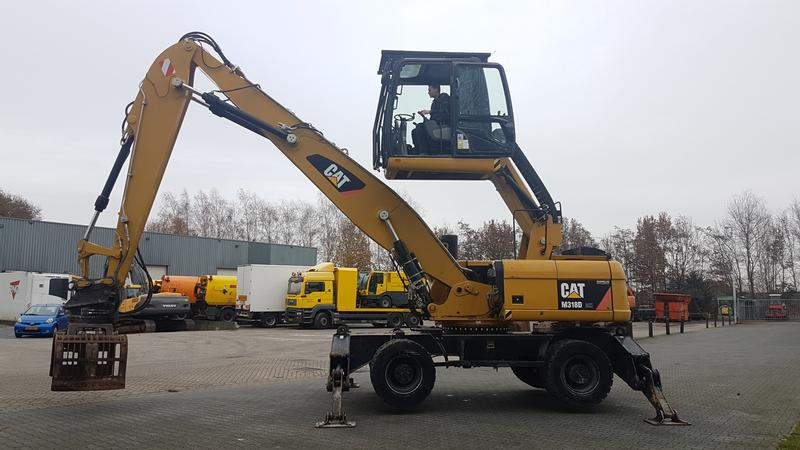 Caterpillar CAT M318D MH