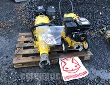 Wacker Neuson 2x Pumps PDI 3A