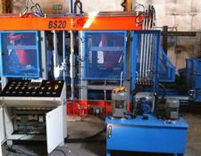 Constmach BS-20 2 - PAVING STONE MACHINE  READY TO DELIVERY