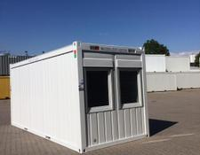 Containex Bürocontainer, Aufenthaltscontainer, Schlafcontainer