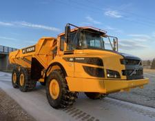 Volvo A30G - 2 units available