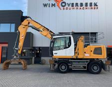 Liebherr LH22 M + Grab Only 6.100 hrs