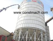 Constmach 3000 TONNES CAPACITY CEMENT SILO