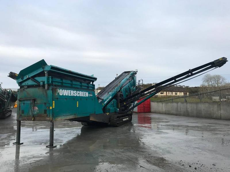 Powerscreen Chieftain 2100 X 3-DECK