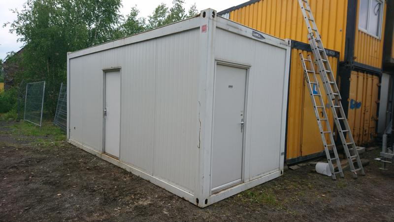 Containex Sanitärcontainer Damen Herren
