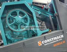 Constmach Single Shaft Concrete Mixer For Sale - Turkey's Leading from the