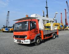 Mercedes-Benz 815 **Bison TKA 22 KS** 22 m