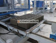 Constmach Block Making Machine