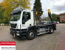 Iveco Stralis AD 190 4x2 Palfinger PST14 Absetzkipper