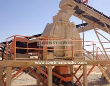 Constmach Tertiary Crusher - SAND MAKING MACHINE – 200 tph