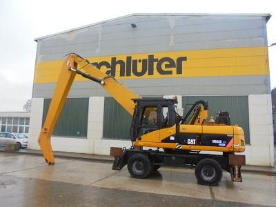 Caterpillar M 322 D MH