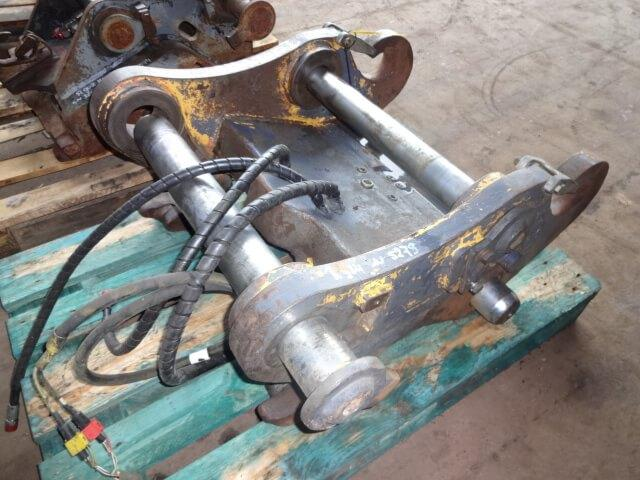 Liebherr Quick Hitch