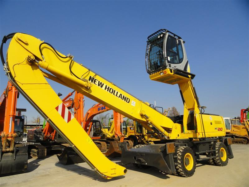New Holland WE 210