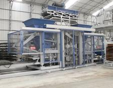 Constmach BS-36 - FULL AUTOMATIC BRICKBLOCK PLANT