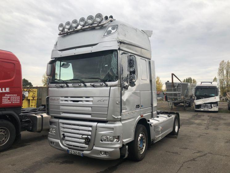 Daf XF 105.460 SUPERSPACE CAB