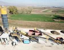 Fabo Mobile Concrete Batching Plant | Turbomix 120 READY IN STOCK  |