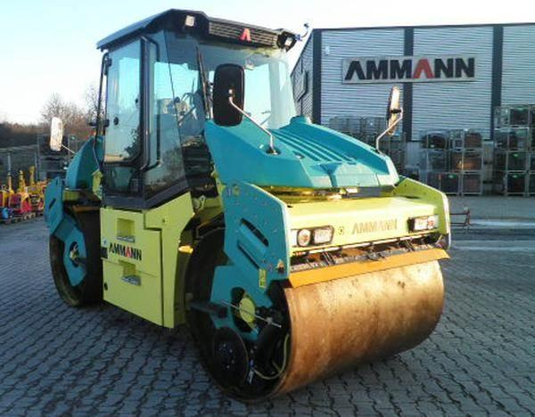 Ammann ARP95 ACEforce +AC +side cutter