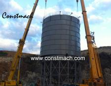 Constmach 2000 TONNES CAPACITY CEMENT SILO CE CERTIFICATED